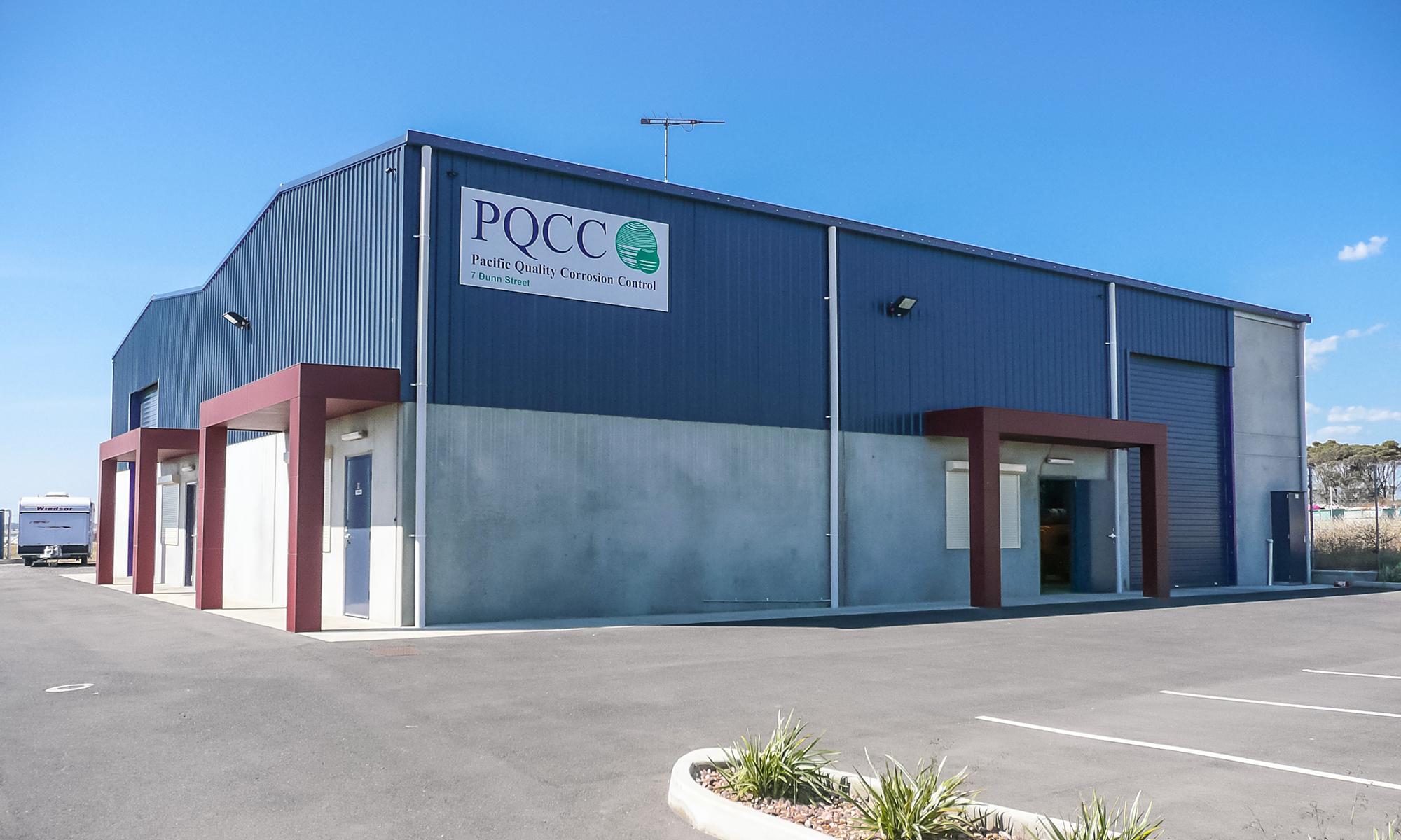 Pacific Quality Corrosion Control